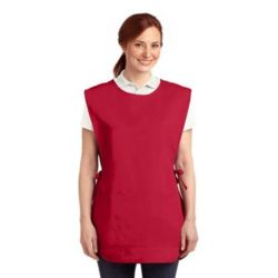 Port Authority A705 Easy Care Cobbler Apron with Stain Release Thumbnail
