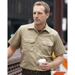 Red Kap ST62 Utility Short Sleeve Work Shirt Thumbnail