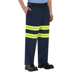 Red Kap PT20EN Enhanced Visibility Dura-Kap® Industrial Pant Thumbnail