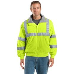 Port Authority SRJ754 Enhanced Visibility Challenger™ Jacket with Reflective Taping Thumbnail